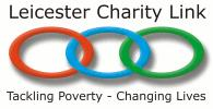 Leicester charity link Logoy logo