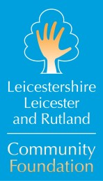 Leicestershire and Rutland Community Foundation logo