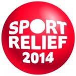 Sport relief 2014 logo