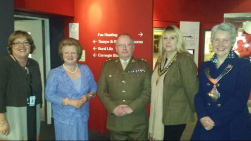 Defence Animal Centre at Melton Museum