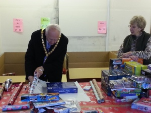 Toys on the Table appeal